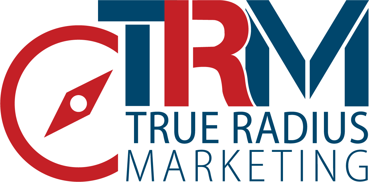 True Radius Marketing Logo
